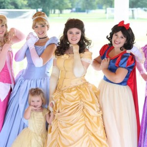 Pixie Dust Entertainment - Princess Party in Adrian, Michigan