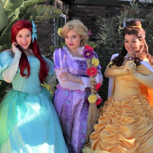 Star Brite Entertainment - Princess Party in Riverside, California