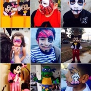 Pixie Paints Face Painting! - Face Painter / Halloween Party Entertainment in Sun City, California