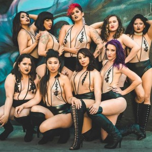 Pixie Stixx Burlesque - Burlesque Entertainment / Dancer in San Diego, California