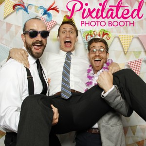 Pixilated Photo Booth - Photo Booths in Baltimore, Maryland