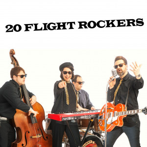 20 Flight Rockers - Party Band / Halloween Party Entertainment in Toronto, Ontario