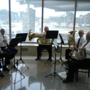 Plantation Brass Quintet - Classical Ensemble in Roswell, Georgia