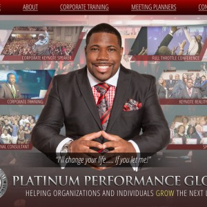 Platinum Performance Expert - Leadership/Success Speaker in Dallas, Texas