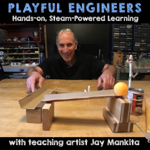 Playful Engineers: Virtual Makerspace Workshops - Educational Entertainment in Amherst, Massachusetts