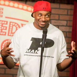 PMan - Comedian in San Diego, California