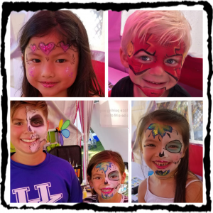 Bruck's ThumbsUp Face Painting - Face Painter / Outdoor Party Entertainment in Winchester, Kentucky