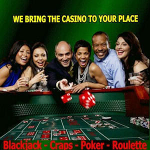 Casino Party Miami - Casino Party Rentals / Las Vegas Style Entertainment in Miami, Florida