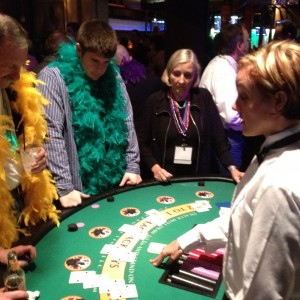 Poker Productions - Casino Party Rentals / College Entertainment in New Orleans, Louisiana