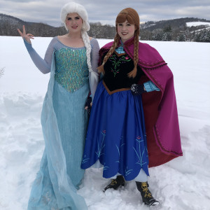 Polar Princesses - Princess Party in State College, Pennsylvania