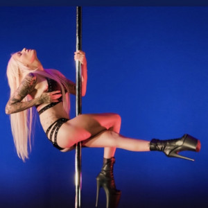 Pole Dance, Burlesque, Chair Dancer - Dancer in Orange County, California