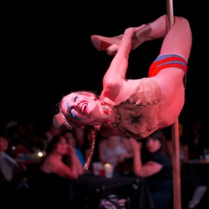 Polehibition - Burlesque Entertainment in Los Angeles, California