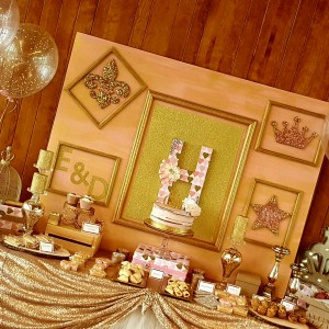 Polished Parties - Candy & Dessert Buffet in Westland, Michigan