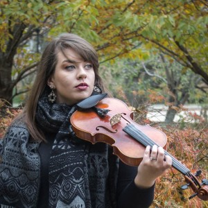 Polly Roesner, Violinist - Violinist in Cincinnati, Ohio