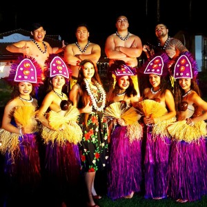 Polynesian Luau Shows - Hula Dancer in Corona, California