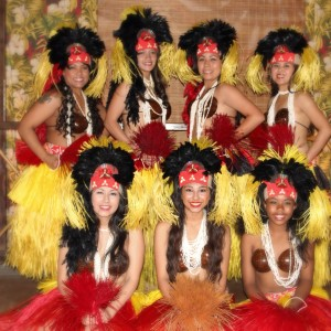 Polynesian Spice - Hula Dancer in Bakersfield, California