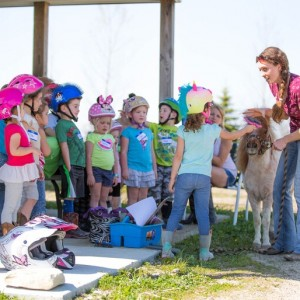 Pony Play Date - Pony Party / Outdoor Party Entertainment in Fortville, Indiana