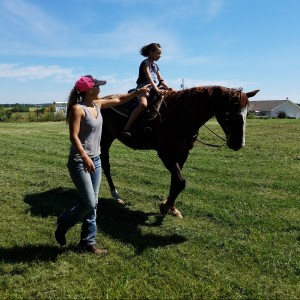 Kemper Horse Farm - Pony Party in Buffalo, Missouri