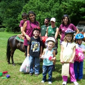 Ponyshare - Making Children's Dreams Come True - Pony Party in Morristown, New Jersey