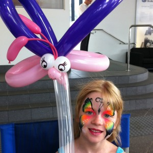 Pop Art (Balloons by Dave) - Balloon Twister / Face Painter in Salem, Massachusetts