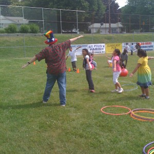 Pop N Bop Kid's Bubble Party - Mobile DJ / Outdoor Party Entertainment in Cranston, Rhode Island
