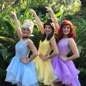 Pop Princess - Children's Music / Children's Party Entertainment in New Orleans, Louisiana