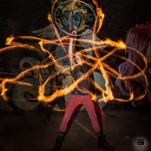 Pope - The Flow Fx - Fire Performer in Denver, Colorado