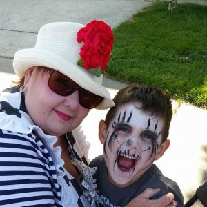 Popo the clown events - Face Painter in Sonoma, California
