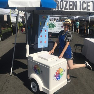 POPSTAR - frozen pops and macarons