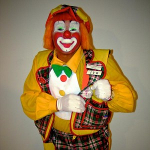 Porgie the Clown - Children's Party Magician in Youngstown, Ohio