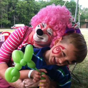 Pork Chop - Clown / Children's Party Entertainment in Bath, Michigan