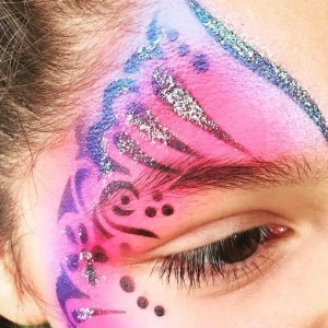 "Chandra's Airbrush ""Annie Apron"" - Face Painter / Airbrush Artist in Portland, Oregon"