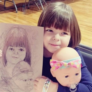 Beyond Caricatures - Caricaturist in Portland, Oregon