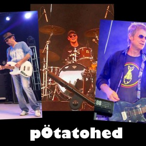 Potatohed - Rock Band in Edmonton, Alberta