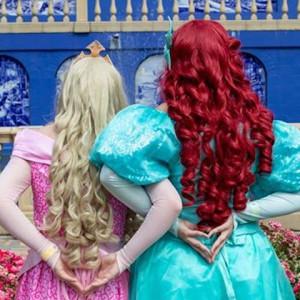 Power of a Princess - Princess Party in Berkeley, California