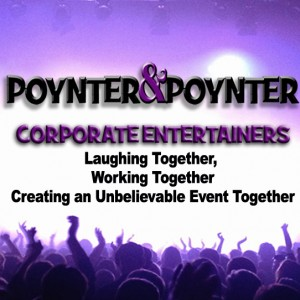 Poynter&Poynter - Comedy Magician in Toronto, Ontario