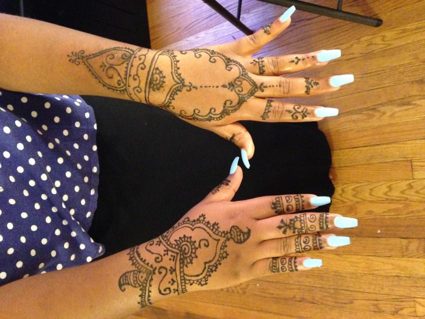 Henna Tattoo Jersey City Nj : Hire prachi henna designs tattoo artist in north bergen