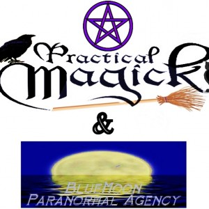 Practical Magick & BlueMoon Paranoral Agency - Psychic Entertainment / Halloween Party Entertainment in Geneseo, New York