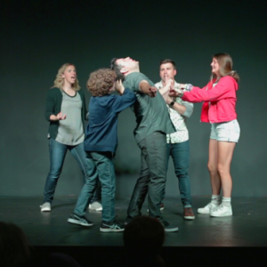 Viral Interactive Comedian Jeffrey Paul - Comedy Improv Show / Children's Theatre in Boise, Idaho