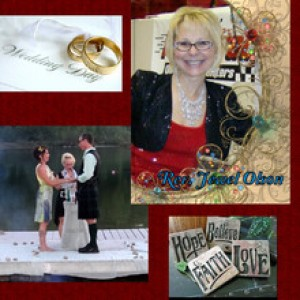 Precious Promotions, LLC: Rev. Jewel Olson - Wedding Officiant / Wedding Services in Milwaukee, Wisconsin