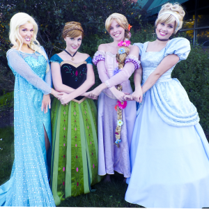 Premier Princess Parties - Princess Party / Children's Party Entertainment in Milwaukee, Wisconsin