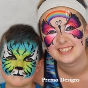 Premo Designs - Face Painter / Outdoor Party Entertainment in Schenectady, New York