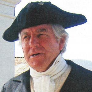 President James Monroe Interpreter - Historical Character in Charlottesville, Virginia