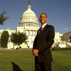 President Obama Impersonator