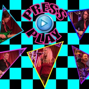 Press Play - 1980s Era Entertainment / Pop Music in Sacramento, California