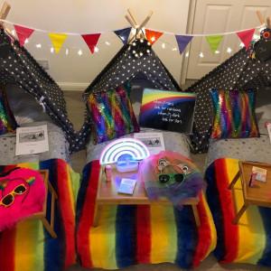 Pres·tig·ious TeePee's - Party Rentals in Sacramento, California