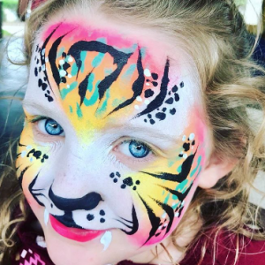Pretty Faces By Danielle - Face Painter / College Entertainment in Austin, Texas
