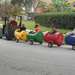 Pretty Party Ponies and Pretty Party Choo Choo - Pony Party / Carnival Rides Company in Apopka, Florida