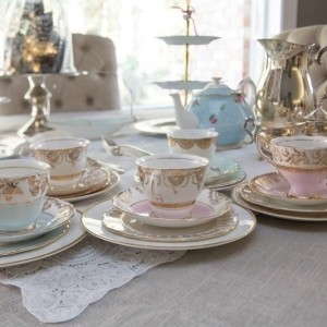 Pretty Posh Parteas - Tea Party in The Woodlands, Texas