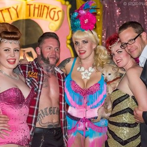 Pretty Things Peepshow - Burlesque Entertainment / Sideshow in Los Angeles, California